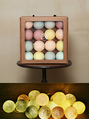 [1만원할인]cocoball light_urban pastel