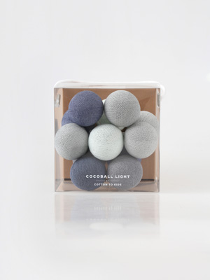 mini cocoball light _ lavender grey