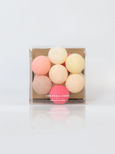 mini cocoball light _ strawberry shortcake