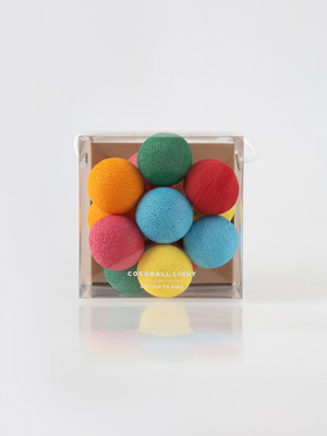 mini cocoball light _ lollipop